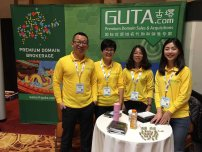 Guta team attended NamesCon 2017